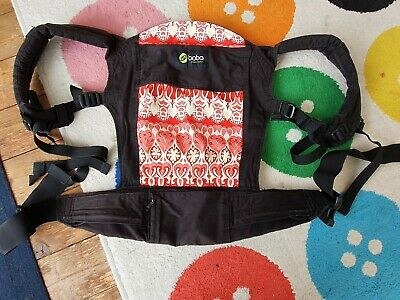 £25 • Buy Boba 3g Soft Structured Baby Carrier In Good Used Condition.