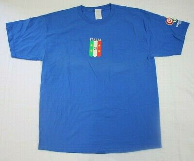 £8.72 • Buy FIFA World Cup 2006 Germany T Shirt Blue Short Sleeve XL Extra Large Casual #4