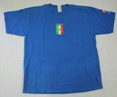 £9.45 • Buy FIFA World Cup 2006 Germany T Shirt Blue Short Sleeve XL Casual #1