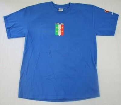 £8.72 • Buy FIFA World Cup 2006 Germany T Shirt Blue Short Sleeve Large Casual #3