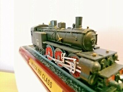 £5.99 • Buy Atlas Editions Model Static Train  MUCCA 500 CLASS ---MINT COND---