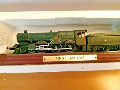 £5.99 • Buy Atlas Editions Model Static Train KING CLASS GWR  ---MINT COND---