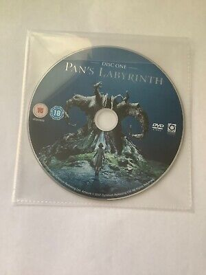 £0.55 • Buy Pan's Labyrinth DVD Disc Only  (2007)