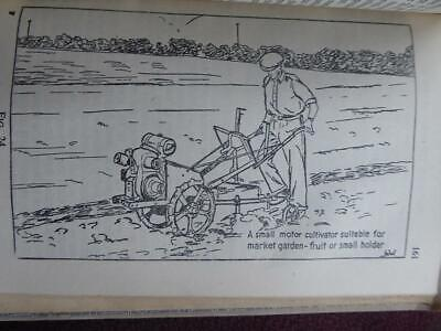£10 • Buy 1944 British Farming And Farmers Book Equipment Crops Costs Lovely Illustrations