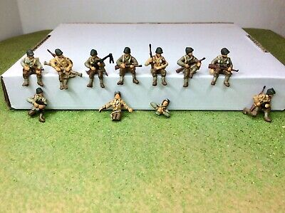 £11.99 • Buy 1/72 WW2 American Tank Riders X 11. New. HaT. Well Painted And Based