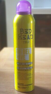 £8.95 • Buy TIGI Bed Head Oh Bee Hive Dry Shampoo For Volume And Matte Finish 238 Ml