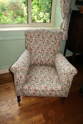 £150 • Buy Edwardian Antique Armchairs Pair, Immaculate Condition