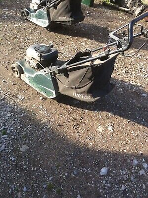 £100 • Buy Hayter Harrier 48 Spares Of Repair Just Been Stood Kept For Spare Parts See Pics