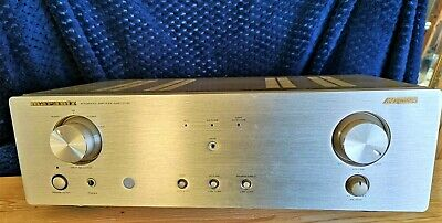 £159 • Buy MARANTZ PM6010 KI Signature Amplifier -  Recapped And With More Upgrade Options