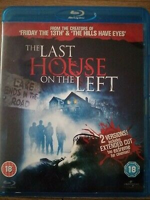 £2.95 • Buy Last House On The Left (Blu-ray, 2009)