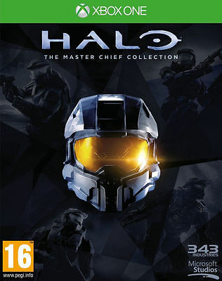 £3 • Buy Halo: The Master Chief Collection (Microsoft Xbox One, 2014)