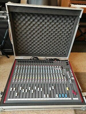 £550 • Buy Allen & Heath ZED 22FX 22 Channel Compact Integrated Live Mixer With Flight Case