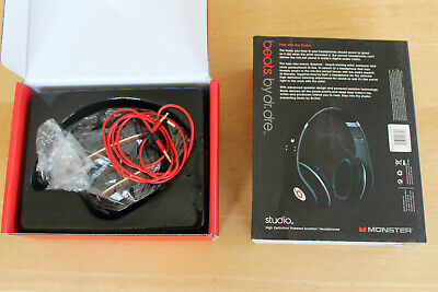 £35 • Buy Beats By Dr Dre Monster Studio New  Boxed  Wired