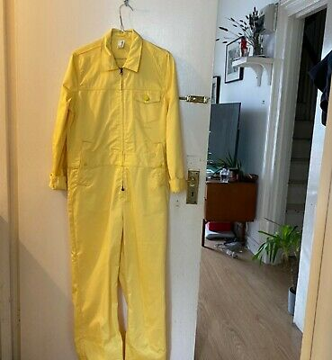 £50 • Buy MC Overalls Yellow Boiler Suit Size XXS (similar To Lucy And Yak)