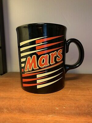 £2 • Buy Vintage Mars Pottery Mug Made In England By Tams