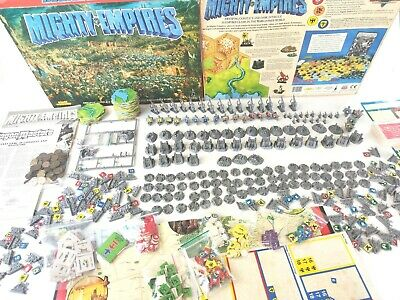 £299.95 • Buy Mighty Empires + Dragon Masters Board Game BUNDLE 100% Complete [ENG, 1990]