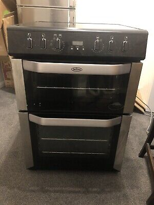£150 • Buy Belling Freestanding Stainless Steel 60cm Electric Cooker With Double Oven