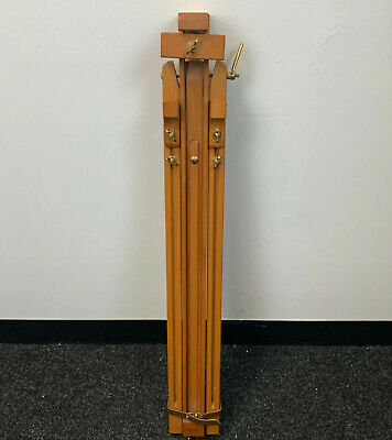 £50 • Buy Vintage Mabef Field Easel Large Picture Painting Folding Travel Made In Italy