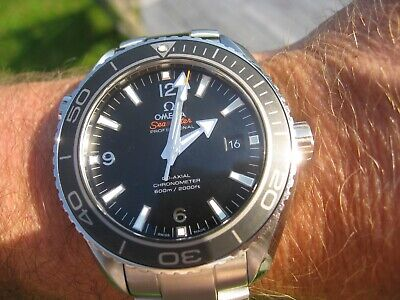 £3350 • Buy Omega Seamaster Planet Ocean 2013 Watch 45.5mm. UK Buyers Only.