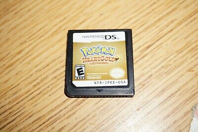 $117.99 • Buy Pokemon: Heartgold Version  (Nintendo DS) Cart Only GREAT Shape AUTHENTIC