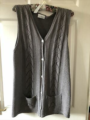 £8 • Buy Cotswold Collection  Knitted Cardigan Size S
