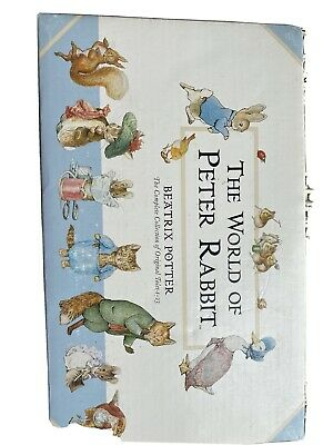 £10 • Buy The World Of Peter Rabbit Collection