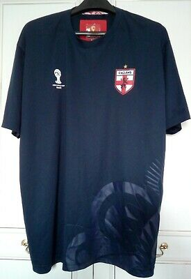 £0.01 • Buy England FC T-Shirt 3XL From FIFA World Cup In Brazil In Very Good Used Condition