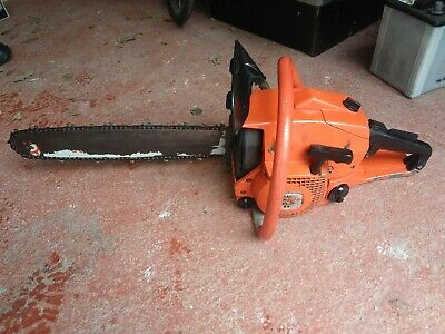 £135 • Buy Sachs Dolmar 18inch Chainsaw, Used But Good Condition & Full Working Order