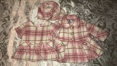 £3 • Buy Couche Tot - Hat,Coat And Dress Set - 6m - Worn Once
