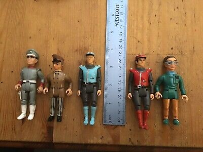 £8.99 • Buy VINTAGE THUNDERBIRDS   AND CAPTAIN SCARLET Figures MATCHBOX Collectable 3.5  X5