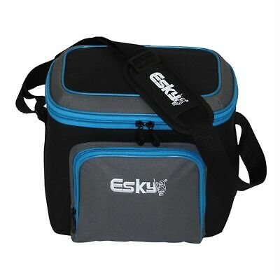 AU23.98 • Buy Esky 9 Can Soft Cooler Insulated Bag Ice Chiller Portable Camping Picnic Outdoor