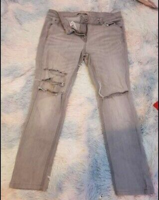 £0.99 • Buy NEXT Relaxed Skinny Jeans Size 14R