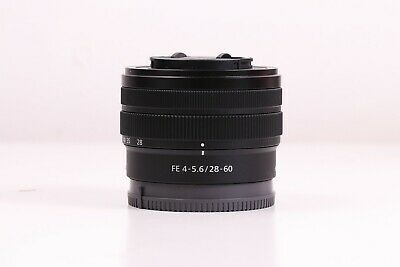 AU375 • Buy Sony FE 28-60mm F4-5.6 Zoom Lens E-Mount AS NEW OPENED BOX