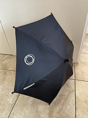 £23.95 • Buy Bugaboo Parasol In Black With Bee Donkey Buffalo Attachment Free P&P