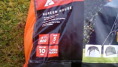 £30 • Buy Ozark Trail Screen House Used Once Excellent Condition Orange And Gray