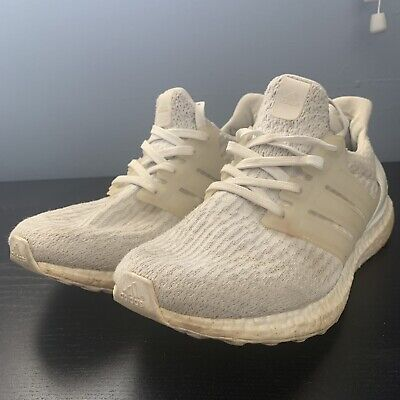 AU42.42 • Buy Adidas Ultra Boost 3.0 Triple White BA7686 Running Shoes Sneakers Women's Size 8