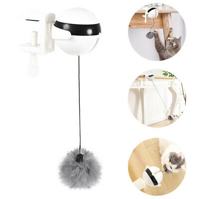 AU8.99 • Buy Electric Automatic Lifting Funny Cat Toy Pet Interactive Puzzle Smart Balls Toys