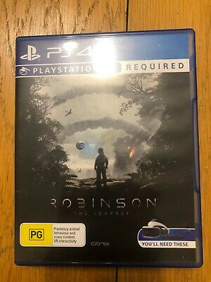 AU13 • Buy Robinson: The Journey - VR - Playstation 4 PS4 Game