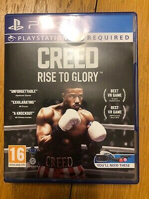 AU30 • Buy Creed Rise To Glory VR - Playstation 4 PS4 Game