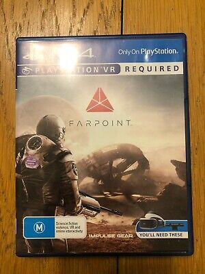 AU20 • Buy Farpoint VR - Playstation 4 PS4 Game