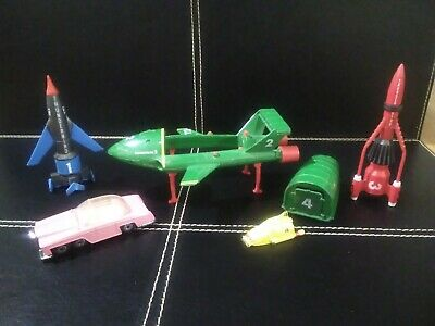 £19.95 • Buy RARE!!! Vintage Matchbox Thunderbirds Rescue 1, 2, 3, 4, 5 From 1992 Great Con