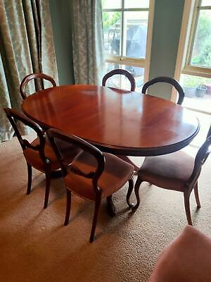 AU300 • Buy Dining Suite Extendable Table For 8 Places
