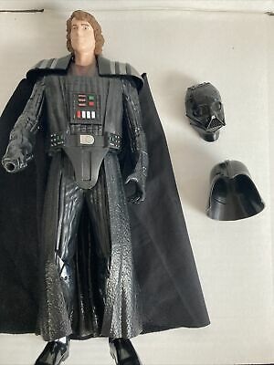 £7.10 • Buy Star Wars Darth Vader Talking With Removeable Helmet Toy Figure