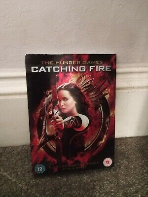 £0.99 • Buy The Hunger Games Catching Fire Dvd