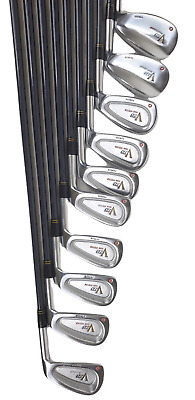 AU248.33 • Buy Vintage Rare Taylormade V721 Forged Iron Set 3-P+A+S Right Hand Stiff Graphite