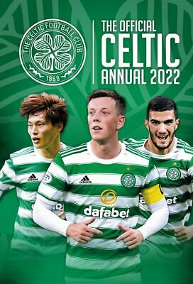 £12.99 • Buy The Official Celtic FC Annual 2022 Christmas Gift Idea Year Book PRE ORDER