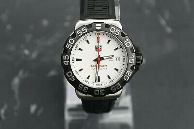 View Details Tag Heuer F1 Gents Watch,Boxed With Papers And In Mint Condition.WAH1111. • 599£