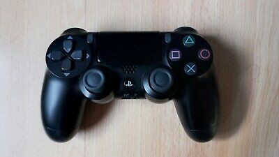 £15 • Buy *Faulty* Official Genuine Sony PlayStation DualShock 4 PS4 Controller - Black
