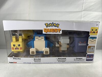 $14.99 • Buy WCT GameStop Exclusive Limited Pokemon Quest Series 1 Set Box Damage See Pics