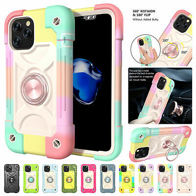 AU16.09 • Buy For IPhone 13 Pro Max 12 11 XS XR 8 7 6s Shockproof Heavy Duty Rugged Case Cover